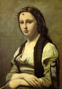 Camille_Corot_-_Woman_with_a_Pearl