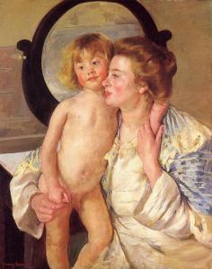 Mary-Cassatt-Mother-and-Child-also-known-as-The-Oval-Mirror-