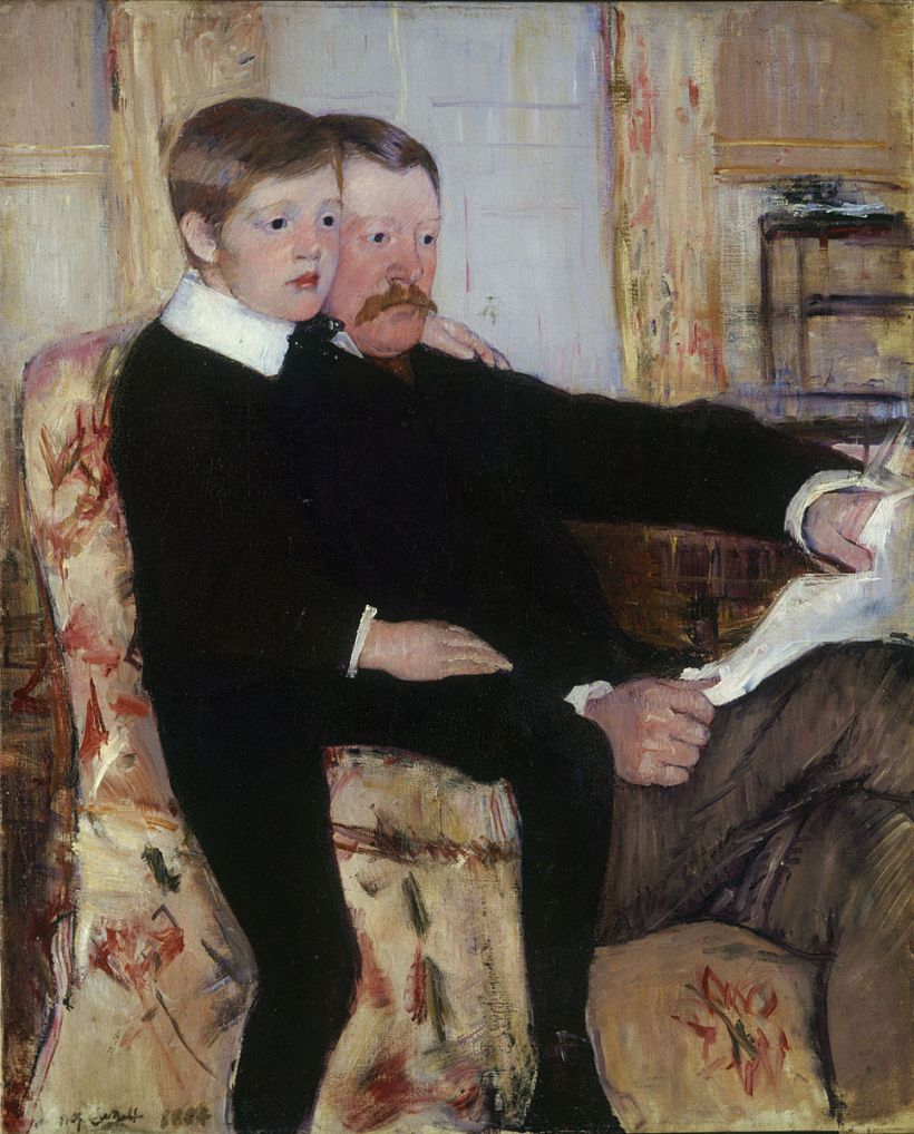 Mary_Cassatt_-_Portrait_of_Alexander_J._Cassatt_and_His_Son,_Robert_Kelso_Cassatt_-_PMA_W1959-1-1
