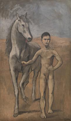 Boy_Leading_a_Horse